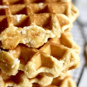 Waffles, gofres, вафли, gaufres