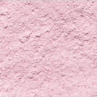 pink decosnow sugar close-up