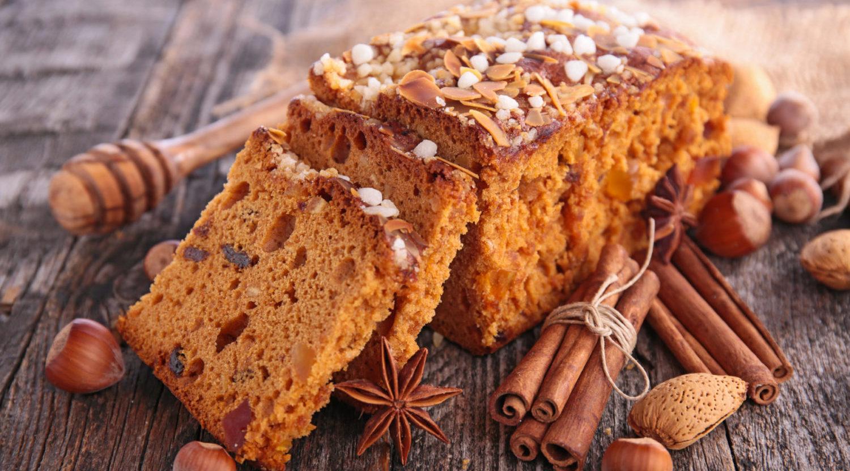Gingerbread, pain d'épices