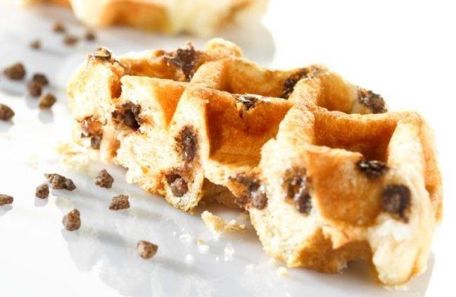 Gaufres de Liège au chocolat, Liege waffle mix